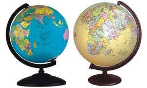 Educational World Globe