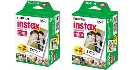 Fujifilm Instax Mini Film Packs