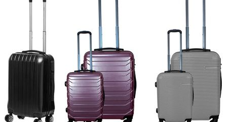 Hard Cover Luggage
