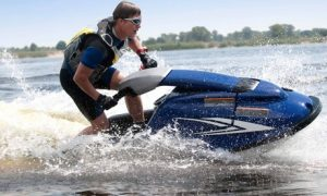 Jet Ski Ride for Two