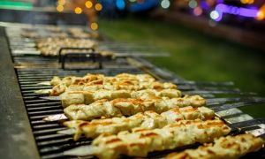 Lunch or BBQ Buffet with Drinks: Child (AED 99)