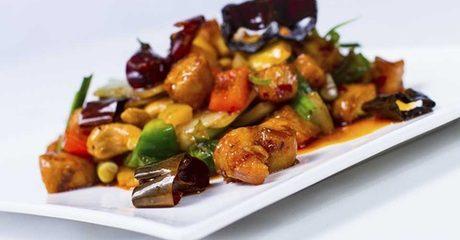 Michelin Star Chef Thai Meal