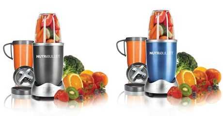 Nutribullet Eight-Piece Blender