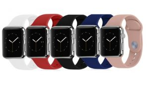 Rubik Silicone Band for Apple Watch