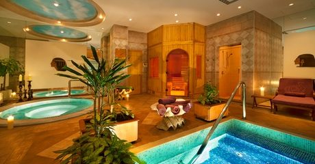 Spa Experience with Treatment