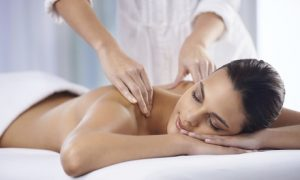 Clients can be pampered with a choice of 60- or 90-minute spa treatment; options include Thai herbal
