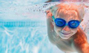 Swimming Classes at Le Meridien