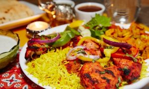 Tandoori Combo and Soft Drink