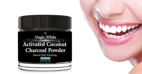 Teeth-Whitening Charcoal Powder