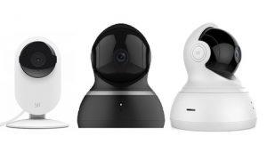 YI HD Wireless Monitoring Cameras