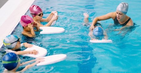30-Minute Group Swimming Lessons