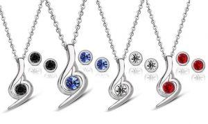 Abundance of Heart Jewellery Set