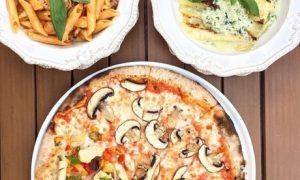 Any Small Pizza of Choice