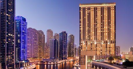 Choice of Buffet at Mazina - The Address Dubai Marina
