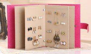 Earring Storage Book