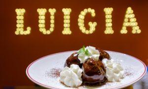 Food at Luigia