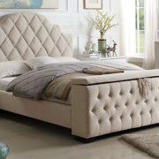 Footboard Storage Bed