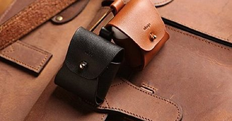 Genuine Leather Case for AirPods