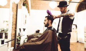 Haircut with Beard Shave