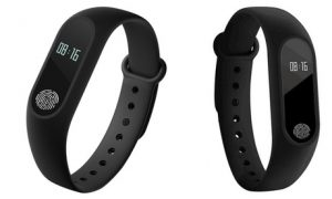 Heart-Rate Fitness Tracker