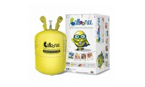 Helium Balloons Party Kit