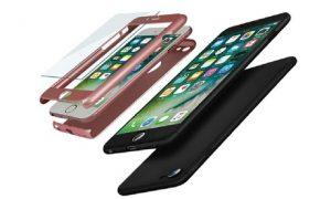 Hybrid Shockproof Case for iPhone