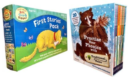 Kids' Oxford Box Book Set
