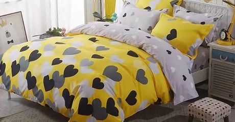 King Size Duvet Cover Set