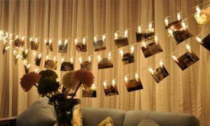 LED Peg Clip Lights