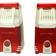 Mini Hot Air Popcorn Maker