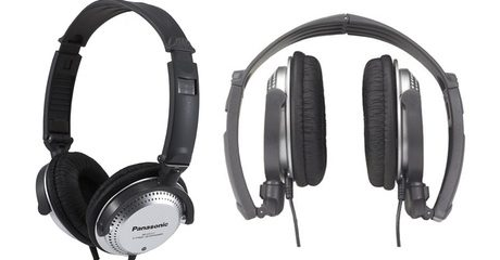 Panasonic Over Ear Monitor Headphones