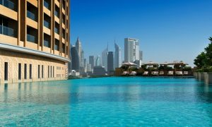 Pool Access: Child (AED 89) or Adult (AED 145)
