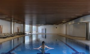 Pool Access with Choice of Spa Treatment