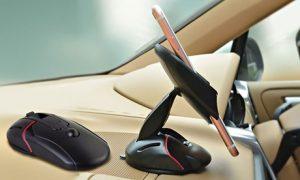 Retractable Car Phone Mount