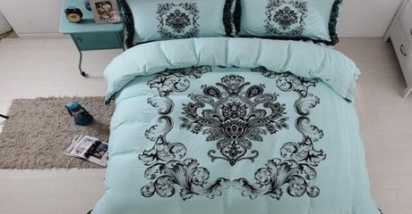 Six-Piece Bedsheet Set