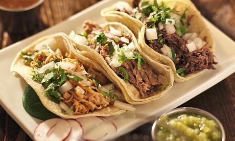 Tacos or Burger