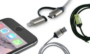 Two-In-One Charging Cable