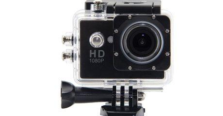 1080p Underwater Action Cam
