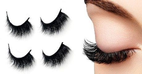 3D-Effect Magnetic Eyelashes