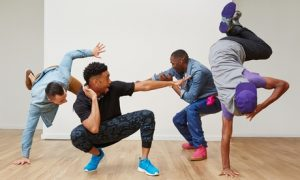 45-Minute Dance Class