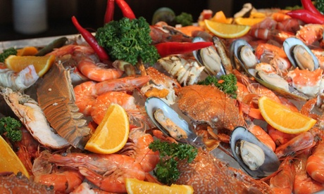 5* Seafood Buffet with Drinks