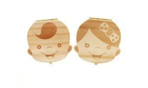 Baby-Tooth Keepsake Box