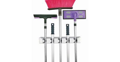 Broom Holder Set