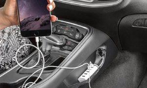 Five-Port USB Car Charger
