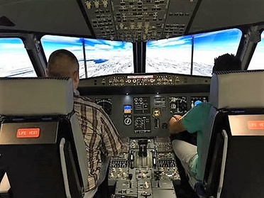 Flying Simulator Experience