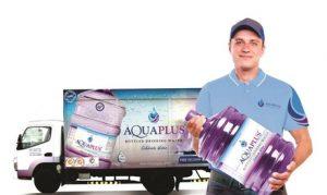Four BPA-Free Bottles of Water