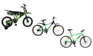 Kawasaki Steel Frame Bicycles