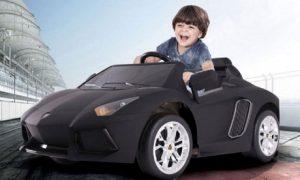 Lamborghini Aventador Ride-On Car