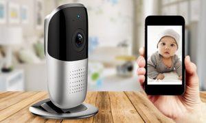 Metal P2P Surveillance Camera