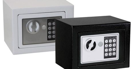 One or Two Mini Safes